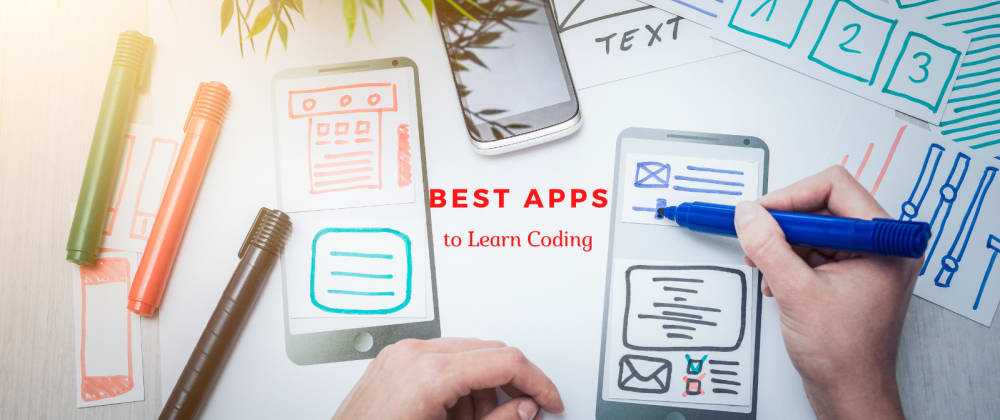 Cover image for 8 Best Apps to Learn Coding