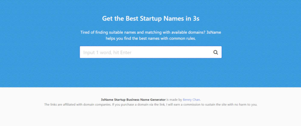 Cover image for How to build a fast Startup Name Generator with Vue?