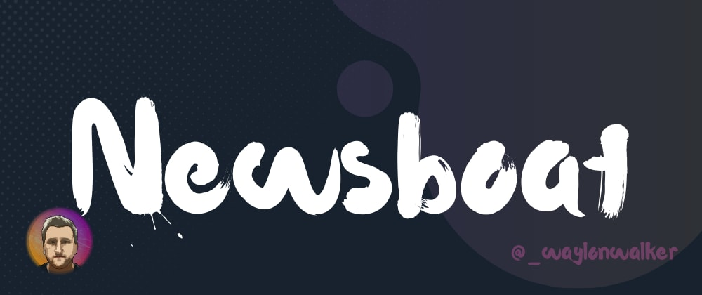 Cover image for Newsboat