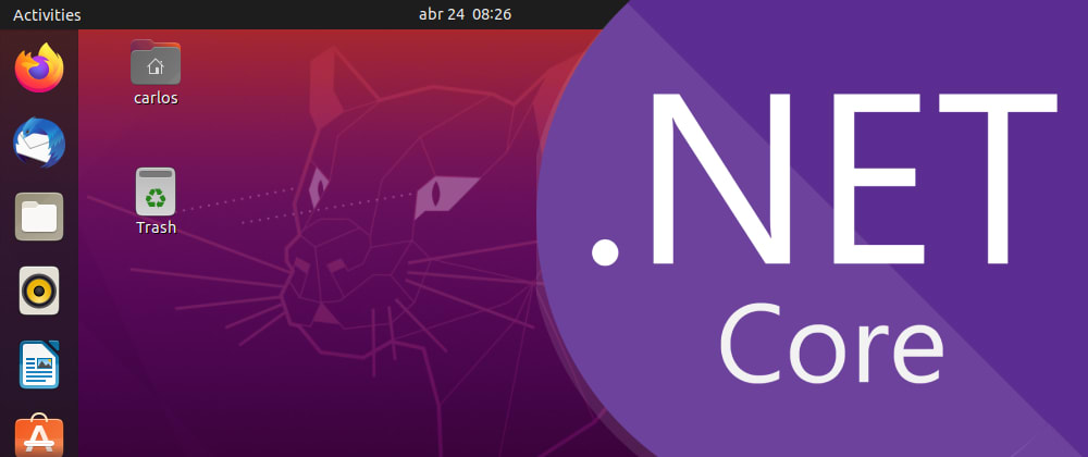 Cover image for Installing DotNet Core in Ubuntu 20.04