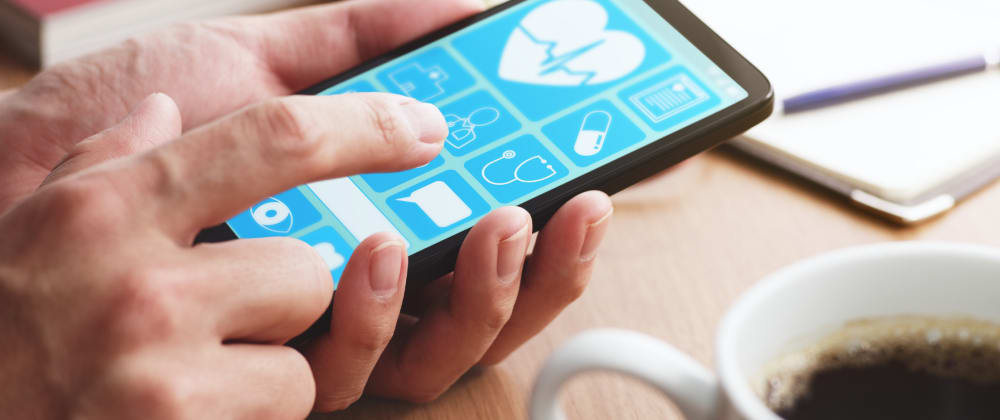 Cover image for 5 Top Reasons How Apps Have Transformed The Healthcare Industry
