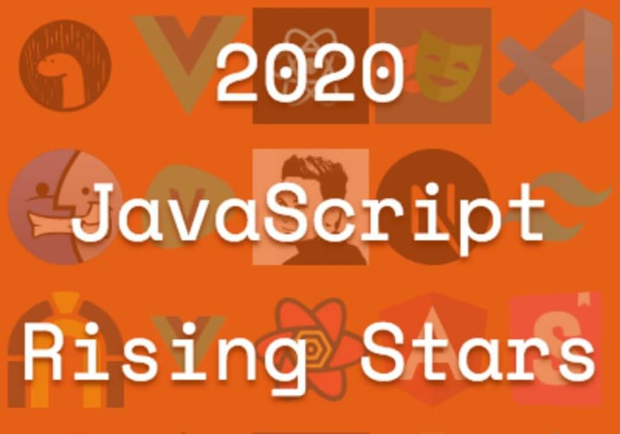 2020 JavaScript Rising Stars