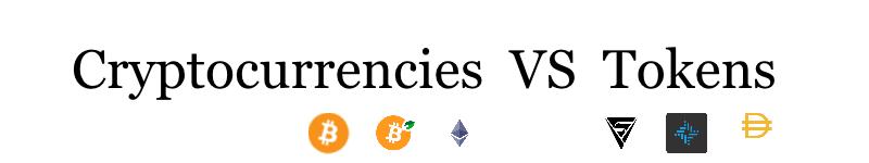 Crypto vs Token Banner
