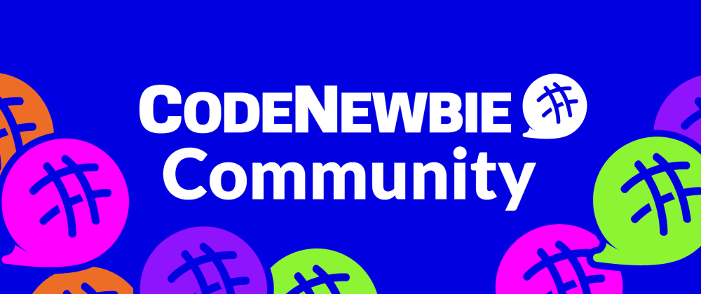 Cover image for Announcing the CodeNewbie Community