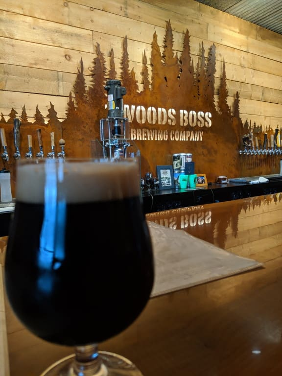 Woods Bos Brewing