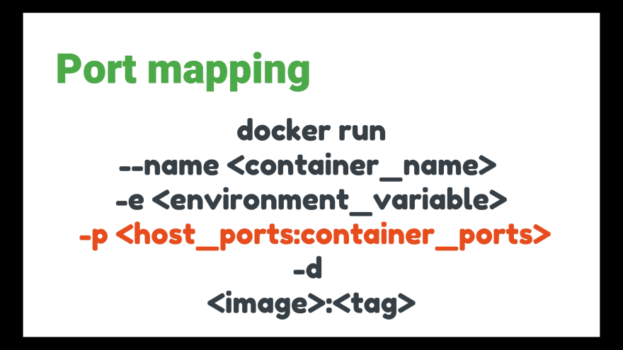 port-mapping