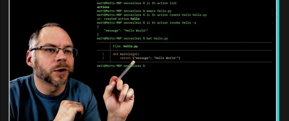 Cover image for Live coding my DEV/GftW Hackathon entry