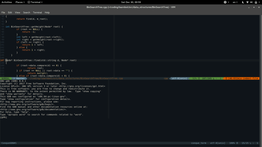 Who said that VIM cannot compete with IDEs? - DEV Community