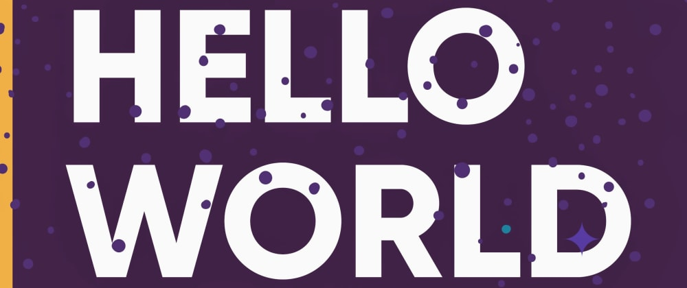 """Cover image for """"Hello, World!"""" in 10 different Programming Languages."""