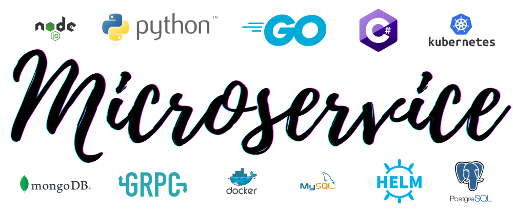 Cover image for The Complete Microservice Tutorial with GRPC, NodeJS, Go, Python & Ruby — [Part 0] Introduction