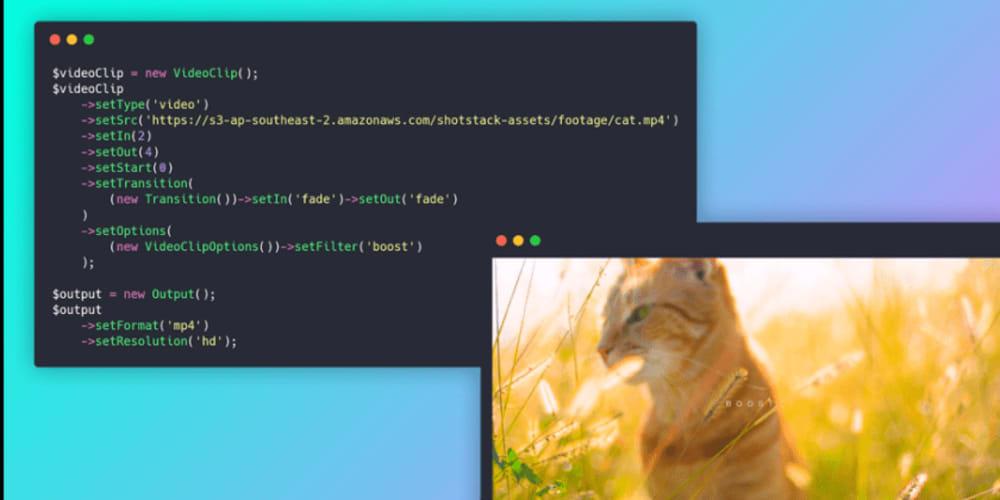 Introducing Shotstack, the Cloud Video Editing API - DEV Community