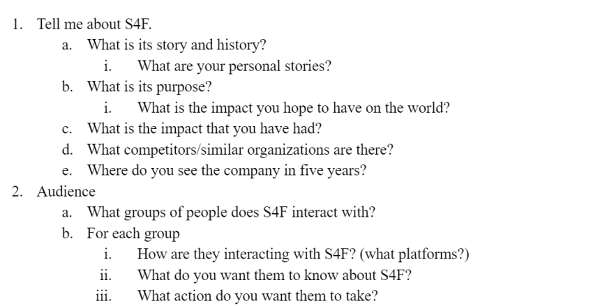 Interview questions screenshot 1