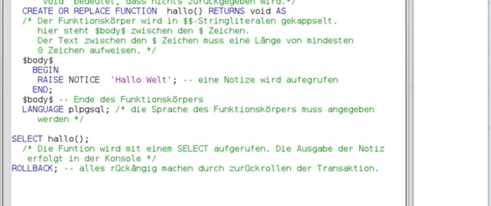 Cover image for Pourquoi - et comment - apprendre PL/SQL (…T-SQL…PL/pgSQL…)