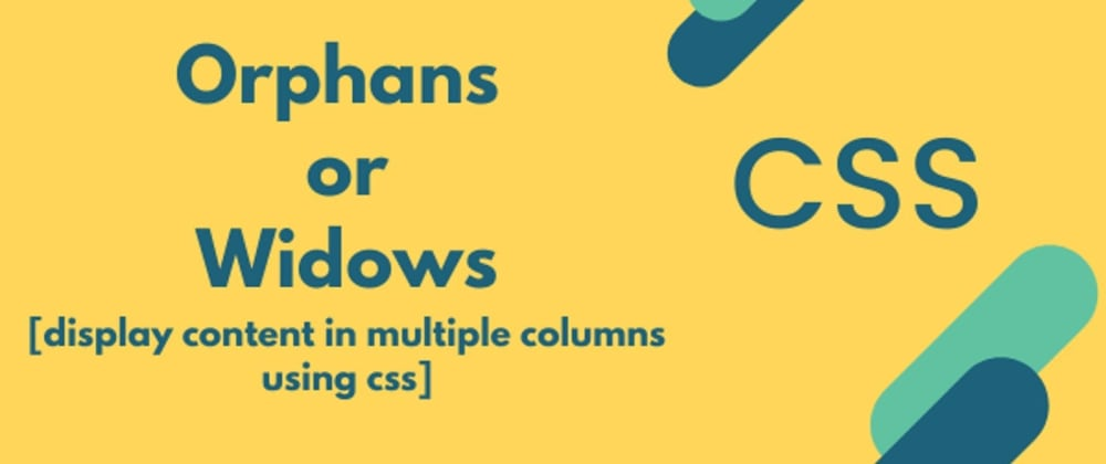 Cover image for How to display content in multiple columns using CSS
