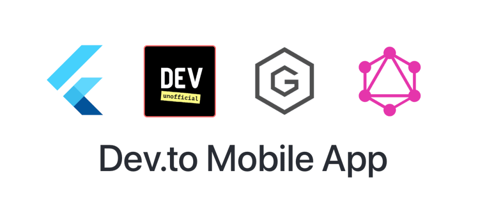 Cover image for I'm Live Streaming How To Build a Mobile App for Dev.to in Flutter with REST & GraphQL