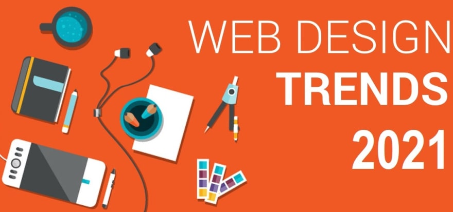 Top 4 Innovative Web Design Trends for 2021