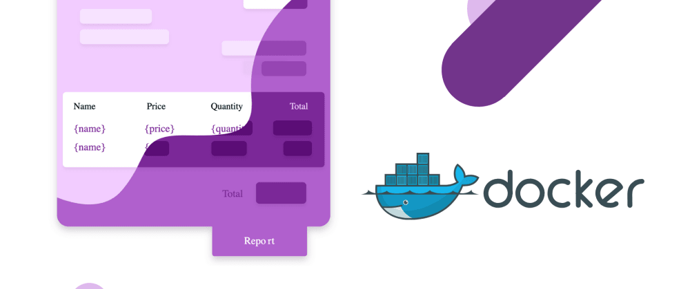 Cover image for Use CarboneJS into Docker Container 🐳