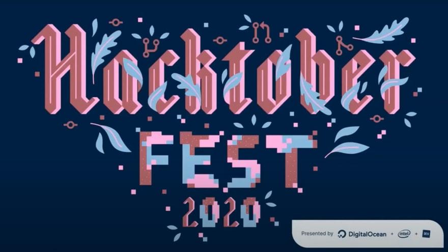 Hacktoberfest Graphic