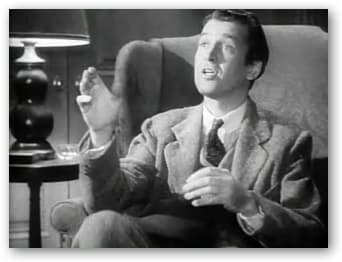 James Stewart in Harvey