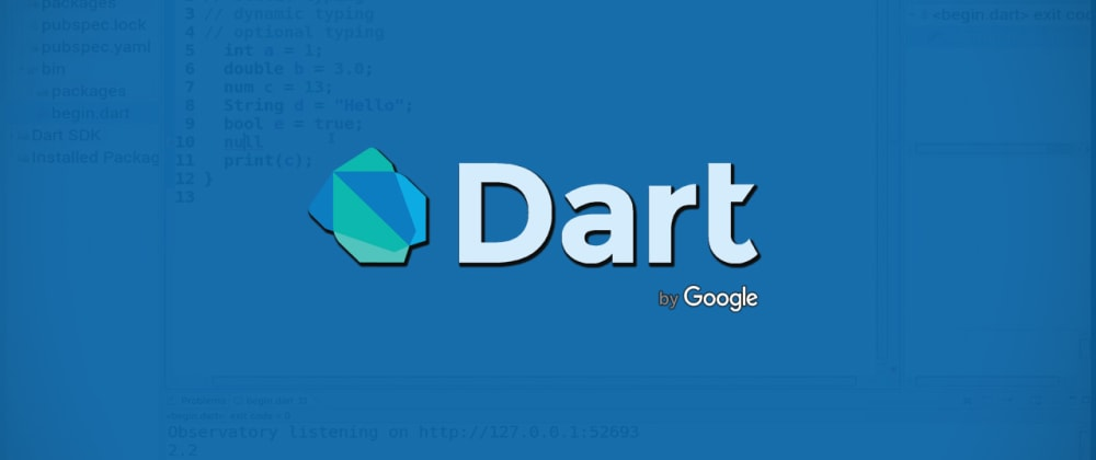 Cover image for Dart - A statically-typed Language?