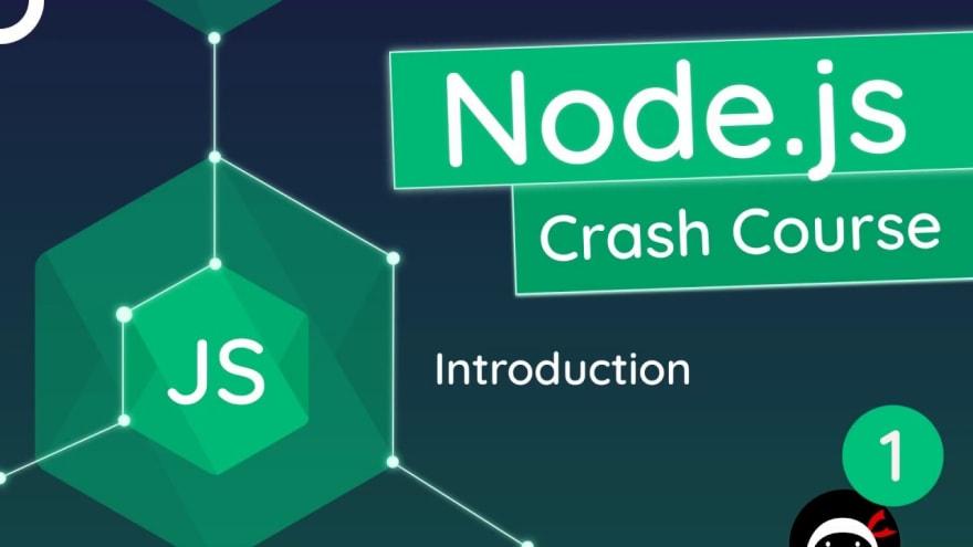 NodeJS Crash Course
