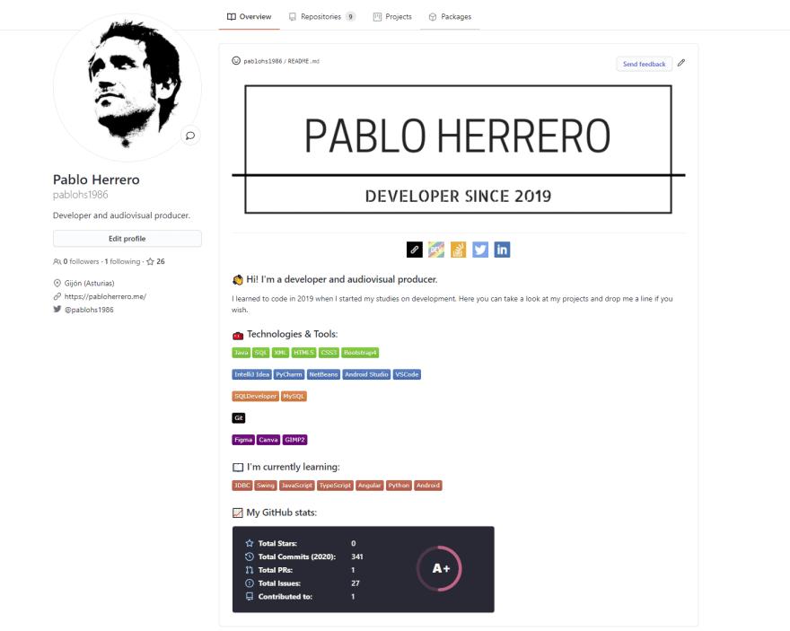 Pablo Herrero portfolio