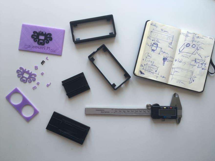 Measurements and test prints
