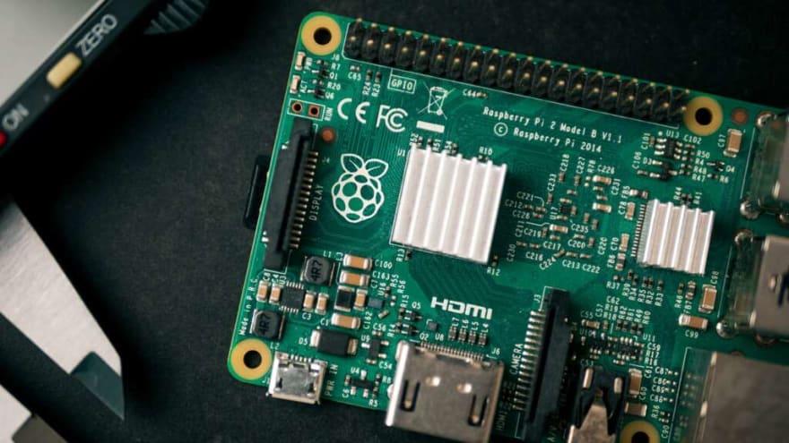 An ARM based Raspberry Pi computer