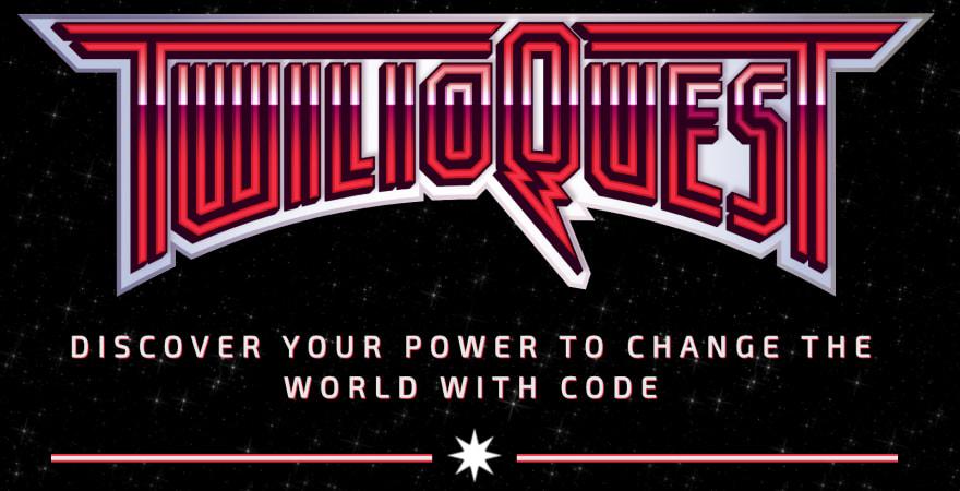 Twilio Quest Logo