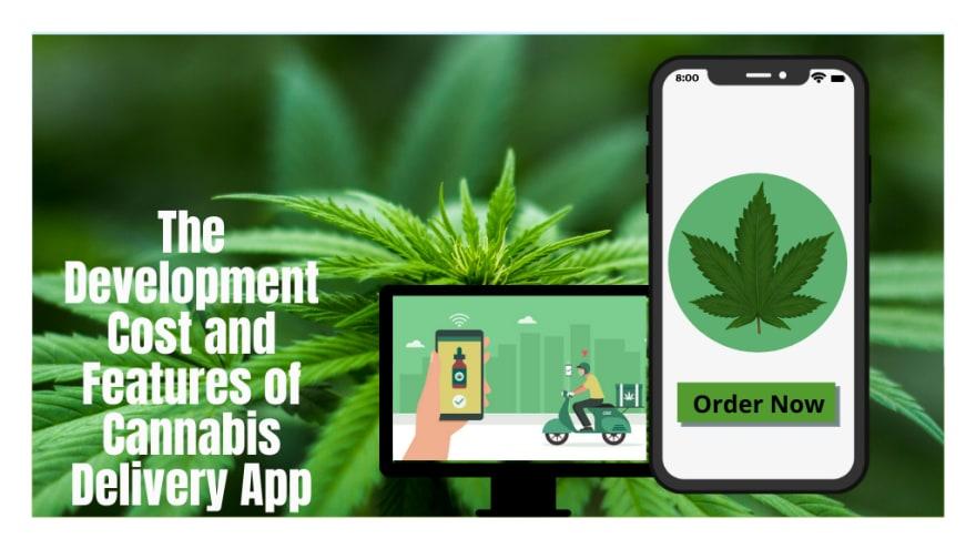Cannabis Delivery App