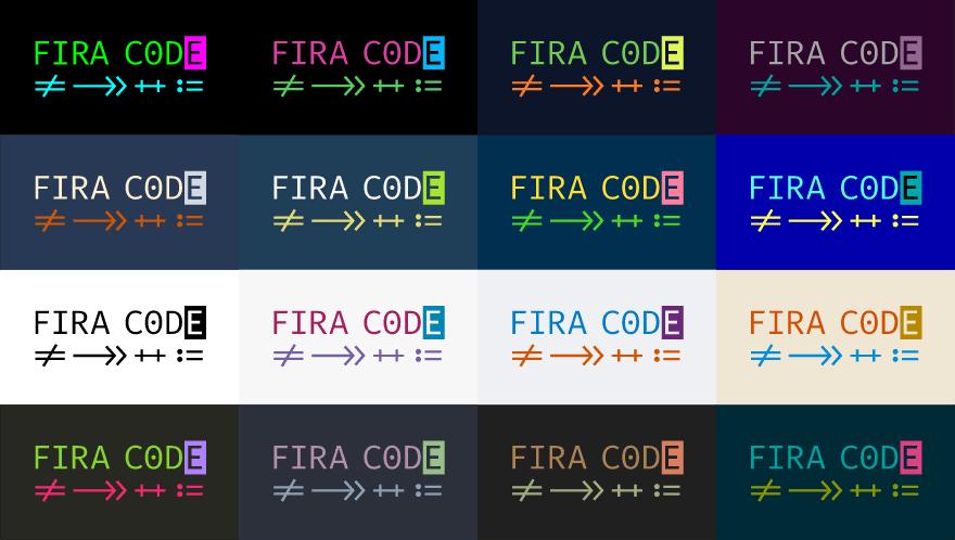 Fira Font