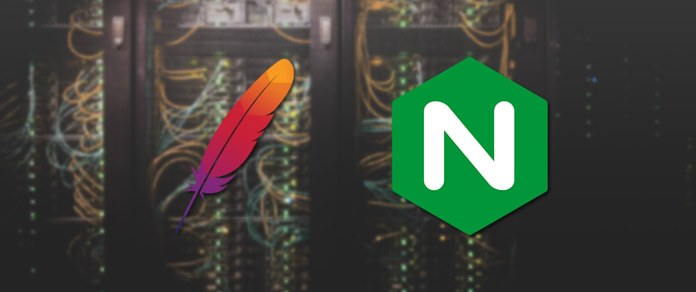 Cover image for Your preference between Apache and NGINX?