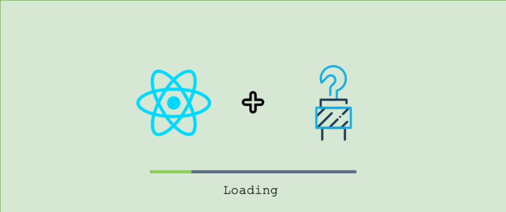 Cover image for React: Writing a custom API hook