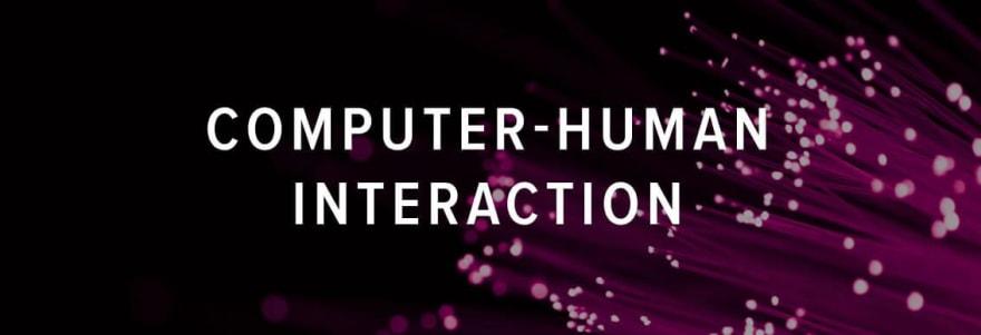 Computer-human interaction