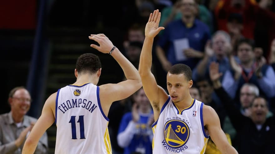 Splash Brothers from NBA.com