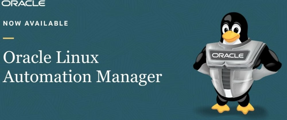 """Cover image for How to install Oracle Linux Automation Manager (aka """"Oracle Ansible Tower"""")"""