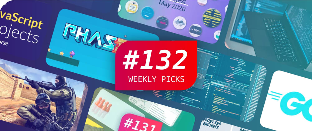 Cover image for 🔥 What's Hot in Web Development? — Weekly Picks #132