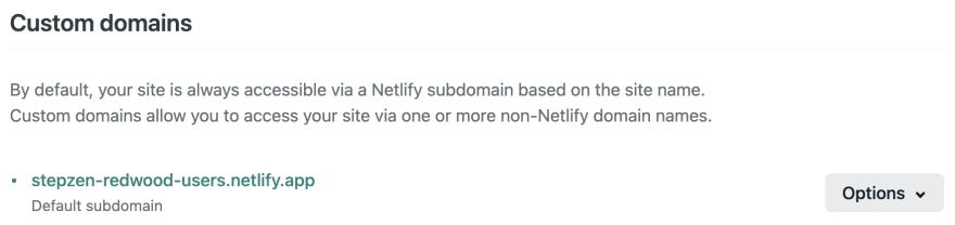 07-custom-domain-name-stepzen-redwood-users