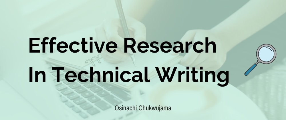 Cover image for Effective research in technical writing