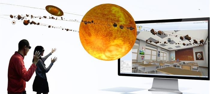 EON Reality - Top 10 Best Virtual Reality Development Companies in UAE