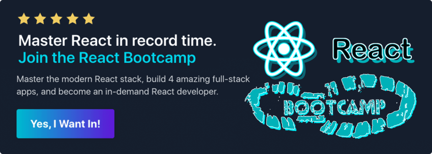 The React Bootcamp