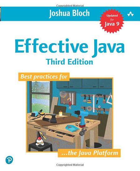 Effective Java is written by Joshua Bloch