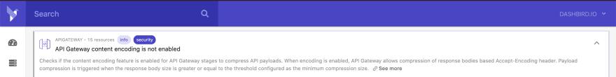 api gateway encoding not enabled<br>