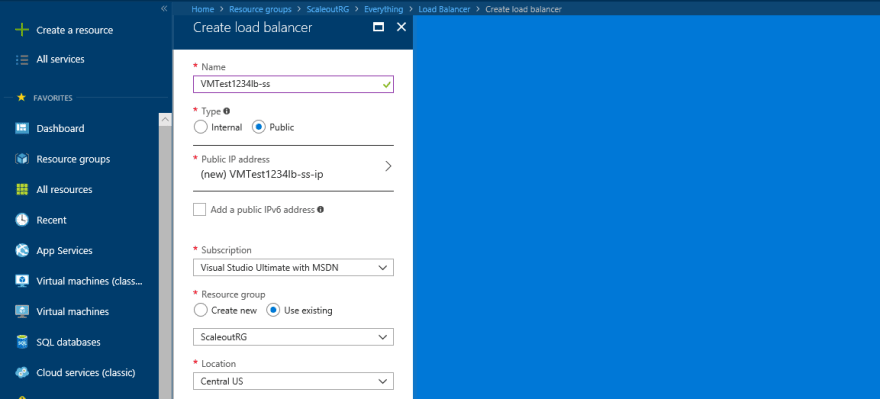 Azure vs GCP part 10: Virtual Machine - Scaling (Azure