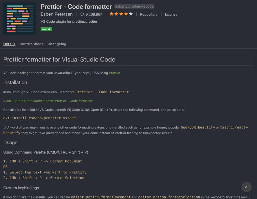 visual studio code extensions marketplace