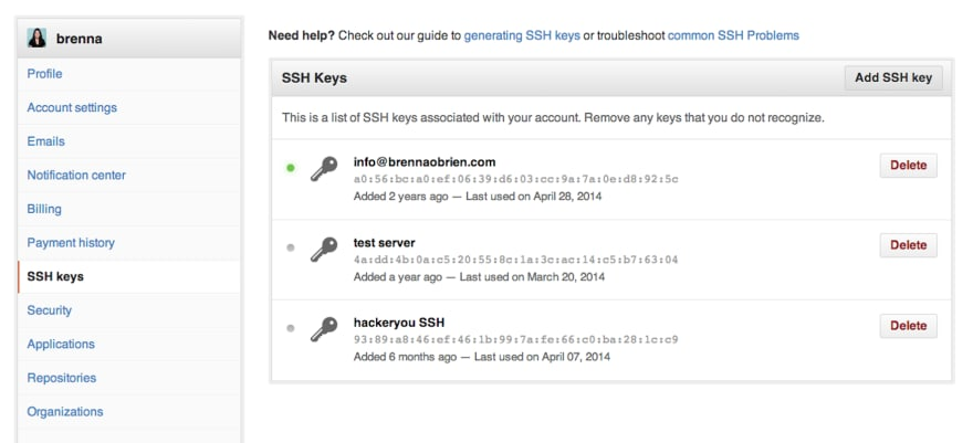 how to make ssh-keygen auto generate