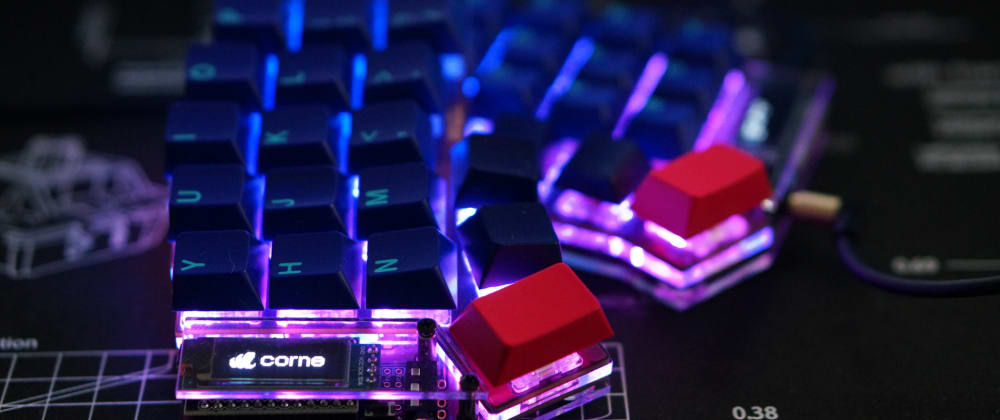 Cover image for Crear y flashear tu propio keymap con QMK firmware
