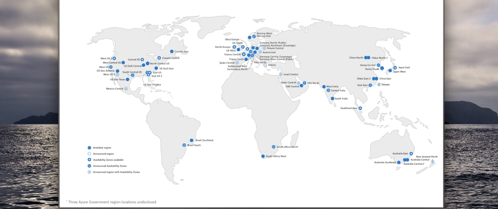 Cover image for Understanding Azure: Regions, Availability Zones, and Paired Regions