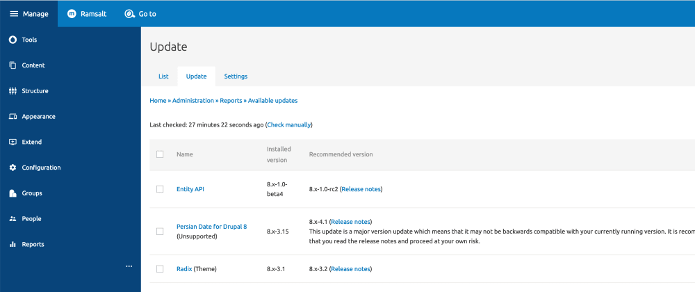 Cover image for Drupal 8 admin themes for next level admin experience