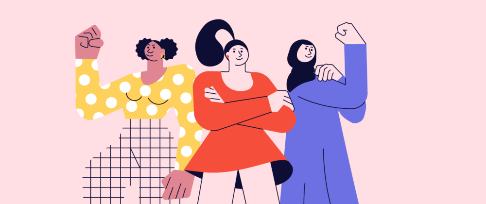Cover image for Voices from Women in the digital industry Pt. 4